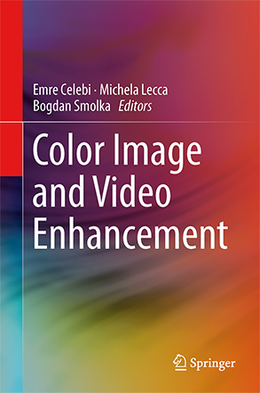 Color Image and Video Enhancement - Book Chapter